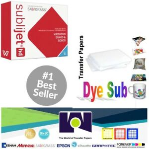 Sawgrass Virtuoso Sublimation Ink Cartridge Sg400 sg800 Cyan 100 Sh Sublipaper