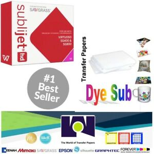 Sawgrass Virtuoso Sublimation Ink Cartridge Sg400 sg800 Magenta 100sh Sublipaper