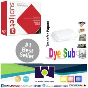 Sawgrass Virtuoso Sublimation Ink Cartridge Sg400 sg800 Black 100sh Sublipaper
