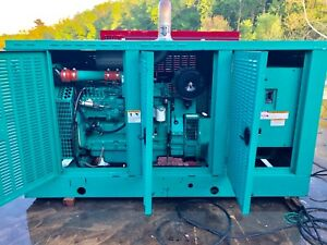 2006 Cummins Onan Generator 6ctaa8 3 g2 200kwenclosed 480v Multi Voltage Digital