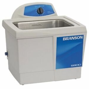 Branson M5800 2 5 Gallon Ultrasonic Cleaner W Mechanical Timer Cpx 952 516r