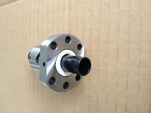 Cnc Router Anti Backlash Sfu Rm 2505 Ball Screw Flange Nut C7