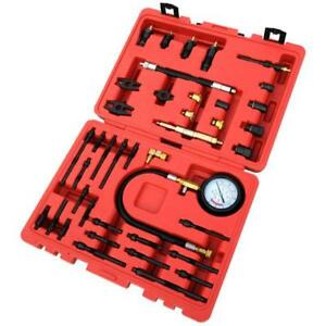 Engine Compression Test Kit Pro For Petrol And Diesel Engines