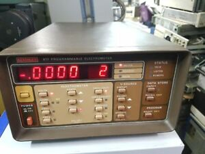 Keithley 617 Programmable Electrometer W Triax Connector