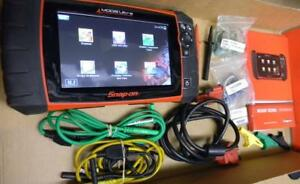 Snap On Modis Ultra 16 2 Auto Scanner With Euro Key Kit Eems328