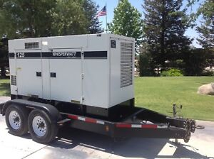 2011 Multiquip Whisperwatt 100kw Ultra Silent 6997 Hours