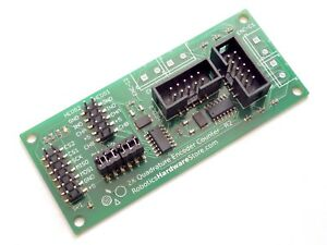 Quadrature Encoder Counter 32 Bit Spi Interface For Raspberry Pi And Arduino
