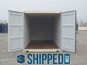 New 20ft Shipping Container We Deliver Secure Home Storage In Cincinnati Oh