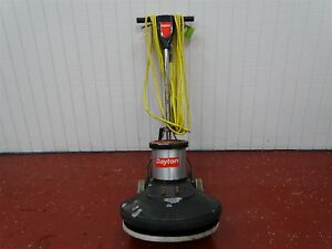 Dayton 4nek5 Floor Polisher 120v 60hz 14a 1500rpm