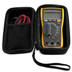Hard Case For Fluke 115 117 Digital Multimeter By Caseling