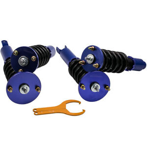 Complete Coilovers Suspension Kit For Honda Accord 90 97 Shock Absorbers Struts