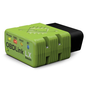 Obdlink Lx Bluetooth Professional Obd ii Scan Tool For Android And Windows Green