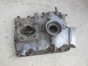Porsche 356 Roadster 1960 Engine Case Third Piece Timing Cover 87406 12