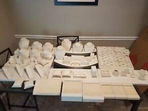 Jewelry Displays Used Very Good Condition Bulk Lot D