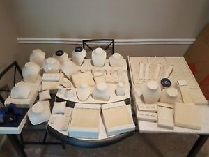 Jewelry Displays Used Very Good Condition Bulk Lot E