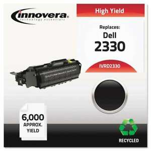 Innovera Remanufactured 330 2666 2330 High yield Toner Black 686024124238