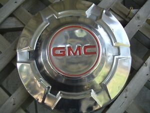 1 Vintage Gmc Jimmy Chevrolet Pickup Truck Blazer Van Hubcap Wheel Cover 3 4 Ton