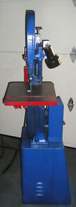 14 Rockwell Delta Metal Wood Vertical Band Saw