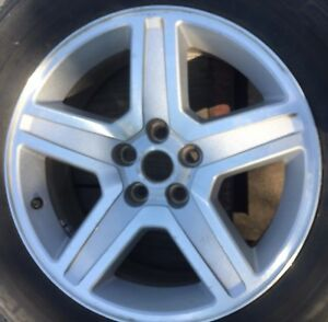 2008 2010 Dodge Charger Magnum Factory Machined Alloy Wheel 17 Rim 2326 Oem