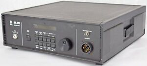 Spectra Diode Sdl 820 Laboratory Benchtop portable Laser Diode Driver W key