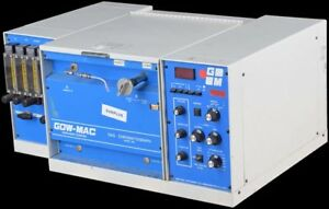 Gow mac 580 fid Lab Isothermal Gc Gas Chromatograph Flame Ionization Detector