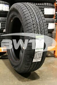 4 New Westlake Su318 102t 40k mile Tires 2256517 225 65 17 22565r17