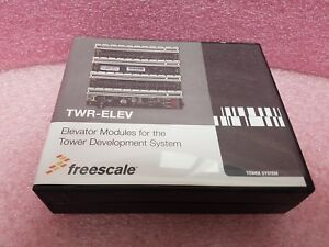 Freescale Twr elev Elevator Modules For The Tower Development System