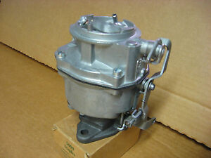 Chevy Rochester 1bbl B Bv Bc Series Carburetor Reman Service For All 6cyl S