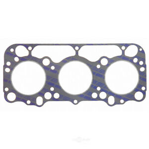 Engine Cylinder Head Gasket Fel pro Fits 66 69 Gmc K15 k1500 Pickup 5 0l v6