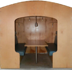 Booth Seating Table Nook