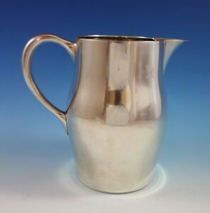 Number 7014 By Lawrence B Smith Co Sterling Silver Water Pitcher 2342