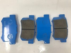 Endless Ep 345 Ss y Ss y Sport Front Brake Pads For Honda Cr v 02 06 Set Of 4