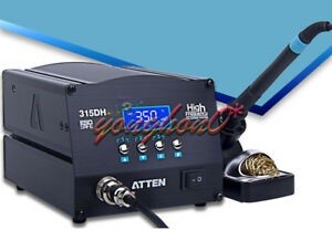 Atten 220v Unleaded Soldering Iron 150w High power Smd Solder Station At315dh
