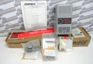 Detex ecl 600 Fire Rated Panic Exit Device W hardware Inst new In Box