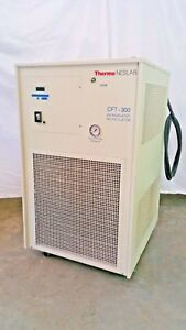 Nice Neslab Cft 300 Refrigerated Recirculating Chiller Warranty