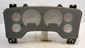 03 Dodge Ram Truck 1500 2500 3500 4 7 At Speedometer Instrument Cluster 179 241