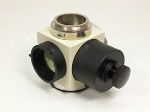 Microscope Mirror Housing Assembly 4 Port
