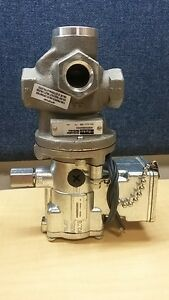 Parker Pneumatic Inline Solenoid Valve N3553804553 New In The Box