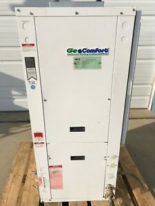 Geocomfort Water Source 3ph Heat Pump 3 Ton Commercial 8049 Geothermal