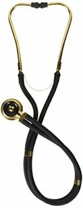Prestige Medical Sprague Rappaport Stethoscope Gold Edition 7 3 Ounce new