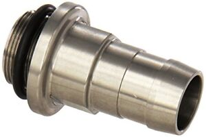 Welch Vacuum 1393k Hose Adapter 13 16 Id For Use With Pump Models 1402 1405