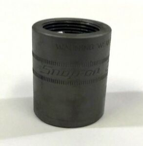 Snap On 21mm Imm210 Threaded Impact Socket 3 4 Specialty Threaded