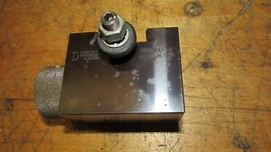 Dorian D30 Bxa 36 5c Collet Holder Tool Holder