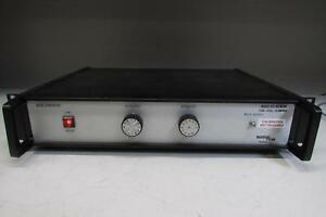 Noisecom Nc6124 Noise Generator 2 Ghz To 4 Ghz Opt 2 6 ref Db