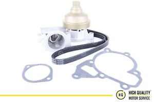 Lister Petter Onan 750 40624 Water Pump With Belt And Gasket For Lpw Lpws