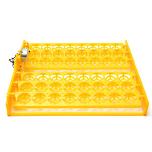 48 Position Incubator Turner Tray With Pcb Turning Motor 110v Quail Eggs From Us