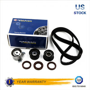Timing Belt Kit Fits W Tensioner 1999 2008 Chevy Optra Suzuki Forenza Reno 2 0l