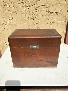 Quack Medical Device Chloride Of Silver Co Faradic Medical Battery Box Rare