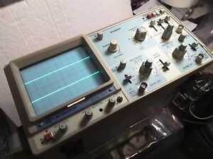 Bk Precision Model 1541b Oscilloscope Dual Channel 40mhz Sale Rare 149