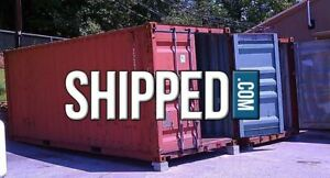 We Deliver 20ft Used Shipping Container For Home Storage Cargo In Baltimore Md
